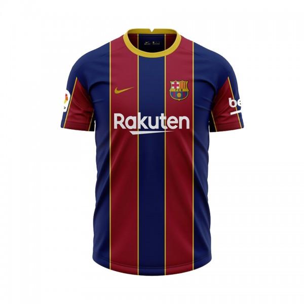 Football Shirt Nike home Barcelona 20/21