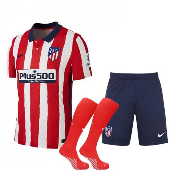 Atletico Madrid home nike kits 2020 2021