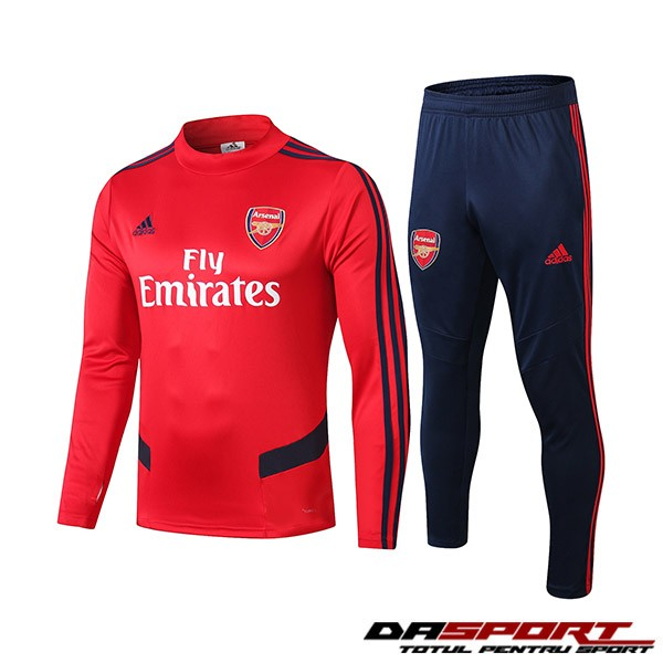 ARSENAL RED TRAINING SUIT 2019/20