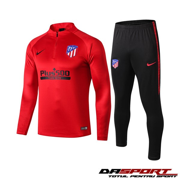 ATLETICO MADRID RED TRAINING SUIT 2019/20