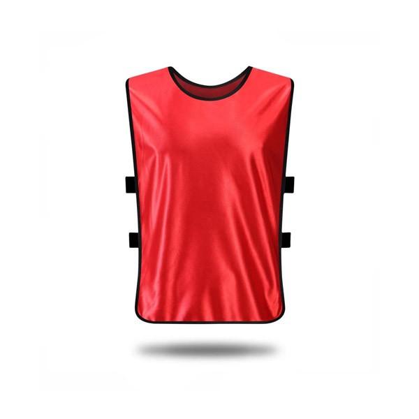 Mercerization with elastic Red
