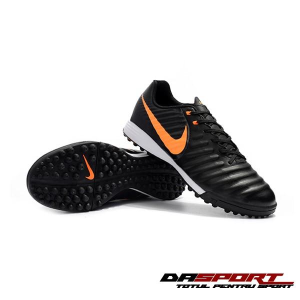 Nike Tiempo Ligera Black Orange
