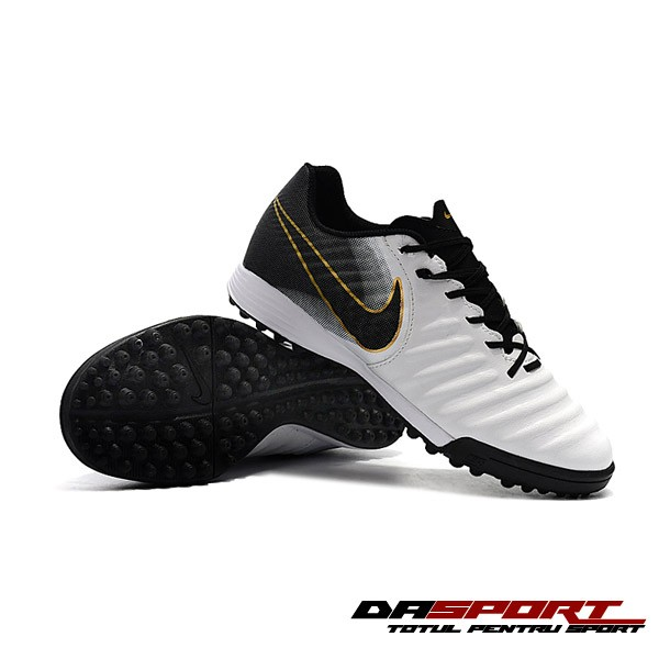 Nike Tiempo Ligera Black White